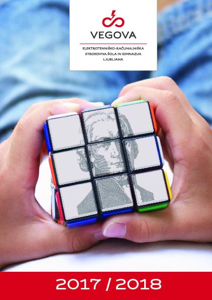 Šolska publikacija naslovnica