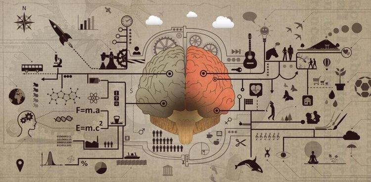znanjje-raziskovanje grafika avtor: Jack Moreh