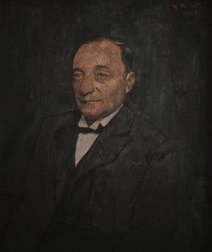 Portret ravnatelja Josipa Mazija