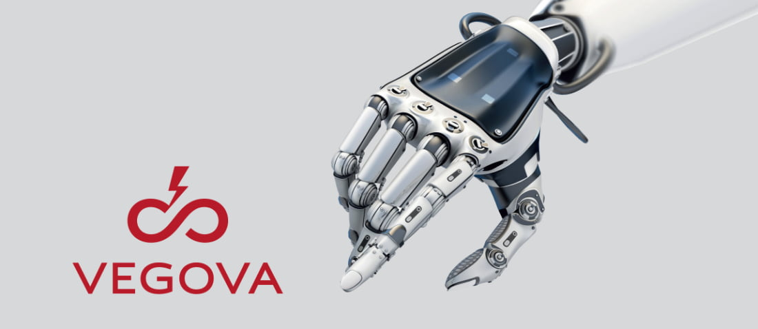 grafika robotske roke