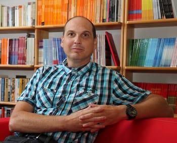 dr Uroš Breskvar, portret ravnatelja