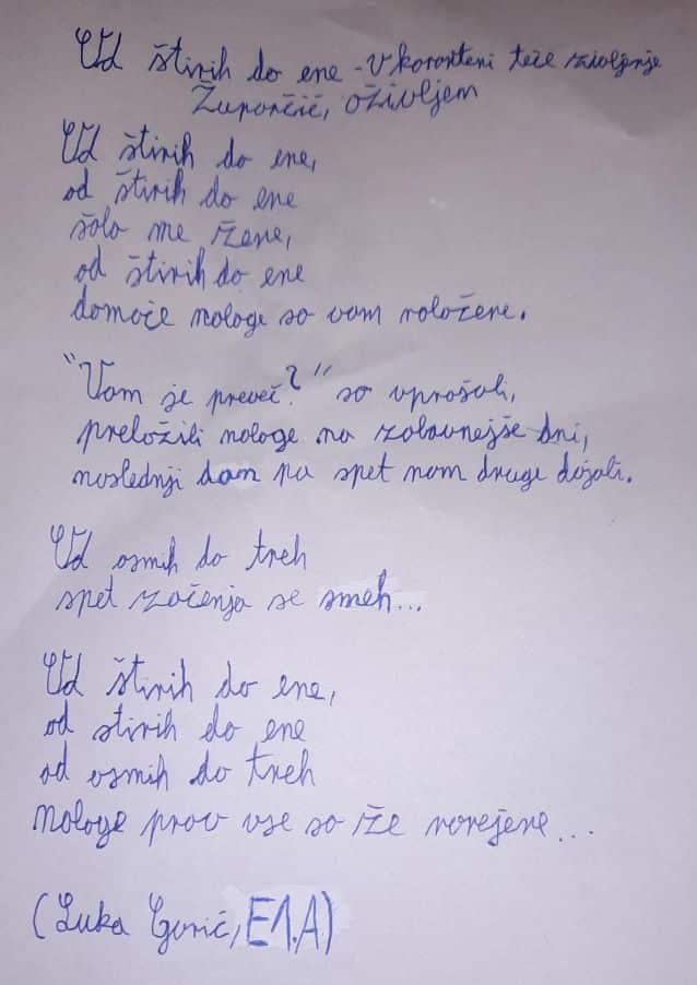 rokopis na papirju